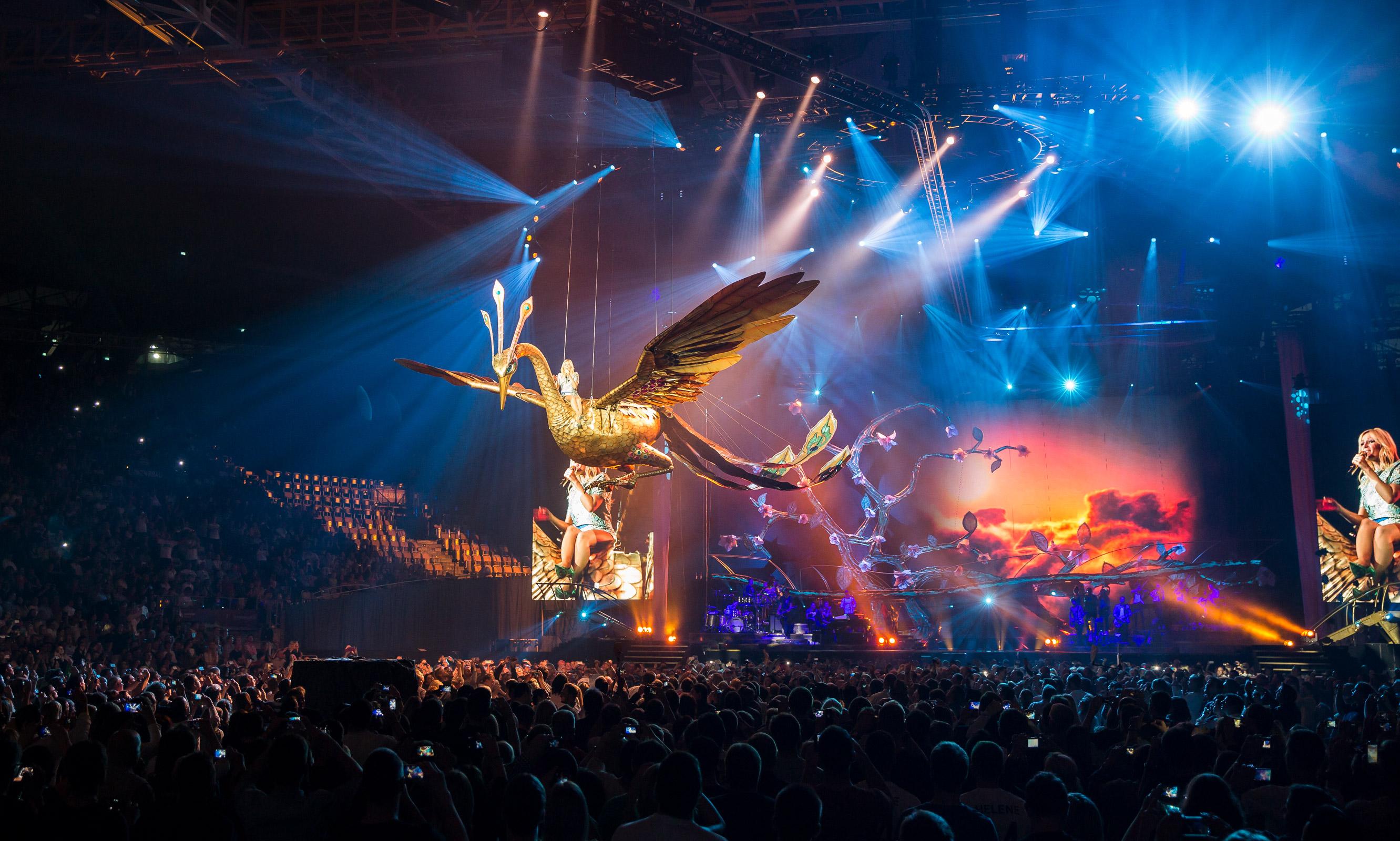 Helene Fischer Farbenspiel Live Arena Tour – Pixway GmbH